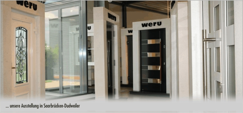 Nice Haustüren In Unsere Ausstellung In Saarbrücken Dudweiler