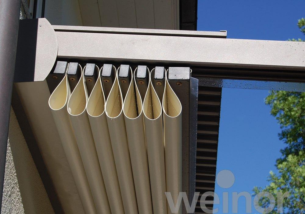 Textile Terrassendächer von weinor Rolladen Kessler GmbH