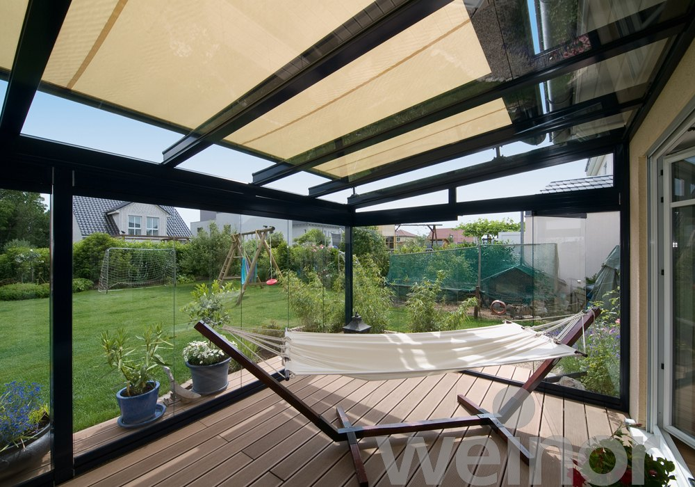 wintergartenmarkise von weinor rolladen kessler gmbh. Black Bedroom Furniture Sets. Home Design Ideas